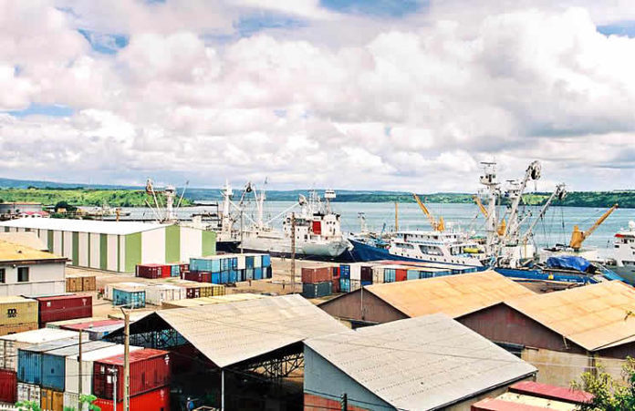 Grève d'avertissement de la douane