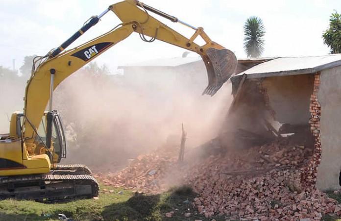200 maisons vont être démolies