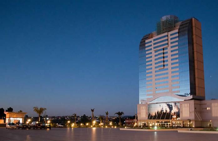 Hôtel 5 étoiles d'Ivato