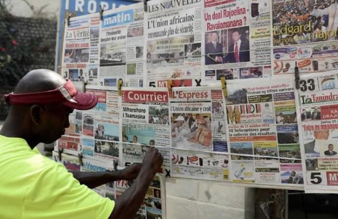Les journalistes militent pour un renvoi au Parlement