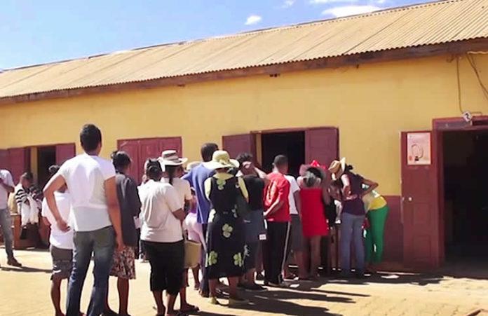 Elections communales à refaire