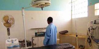 L'hôpital gravement malade