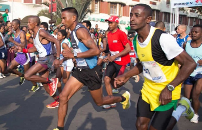Courir contre le sida